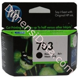 Jual Tinta / Cartridge HP Black Ink  703 [CD887AA]